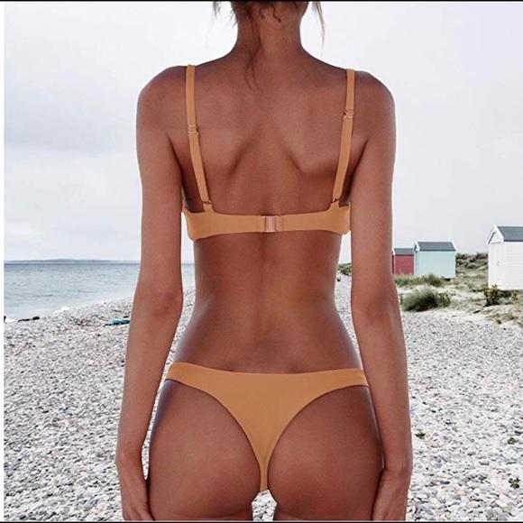 ebe41042ea665 Womens Swimsuit 2 Pcs Brazilian Top Thong Bikini. M 5b6883abcdc7f74f356af814